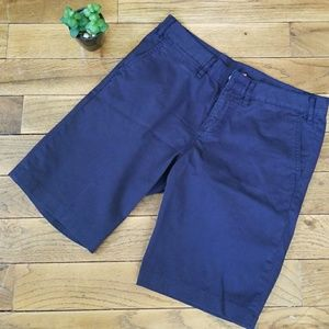 Tory Burch Bermuda Chino Shorts